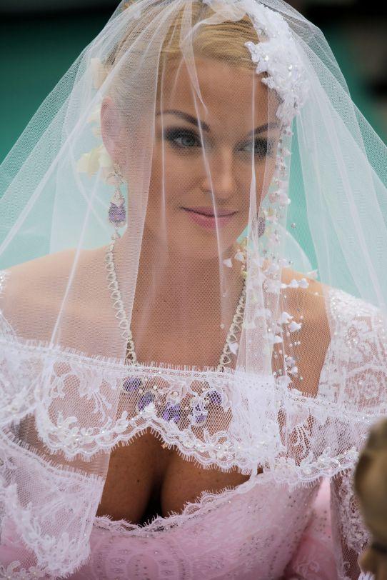 Фото голого платья волочковой