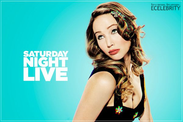 Дженнифер Лоуренс в шоу Saturday Night Live